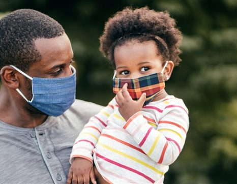 Encourage Your Child to Wear a Mask